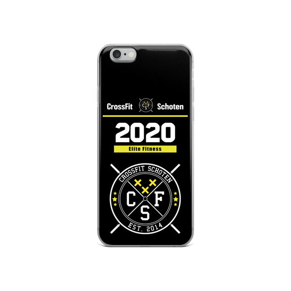 iPhone Case - Crossfit Schoten