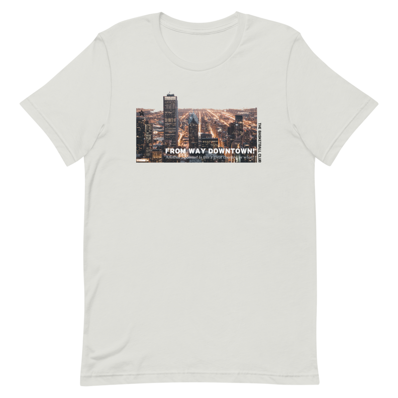 From way downtown shirt