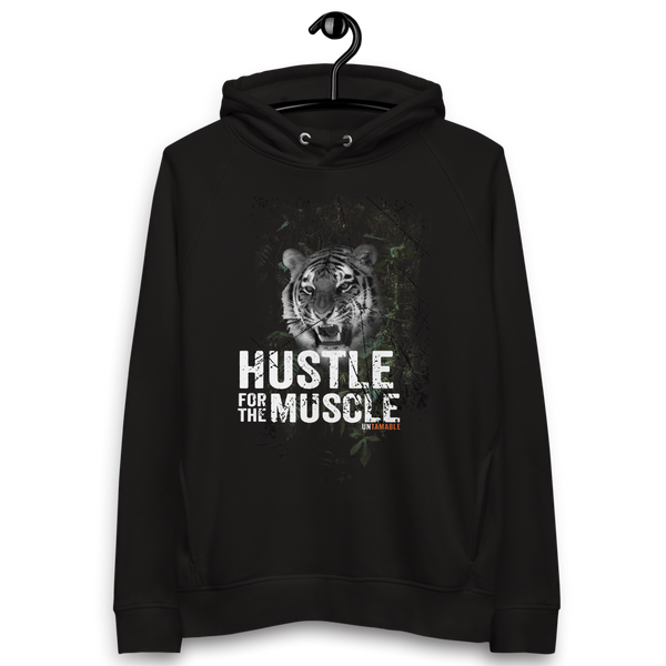 Hustle for the muscle Hoodie