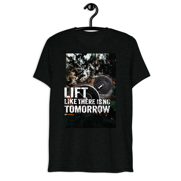 Lift like there is no tomorrow - Untamable