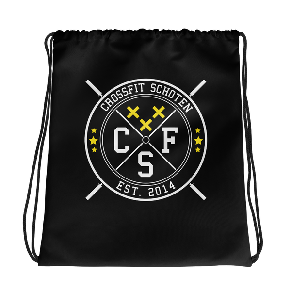 Drawstring bag - Crossfit Schoten