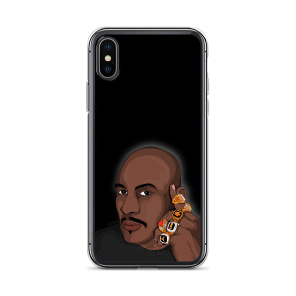 MJ 6 Rings x GLUCK - iPhone Case