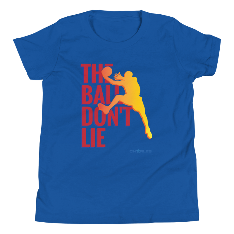 Youth Short Sleeve Ball Don't Lie T-Shirt