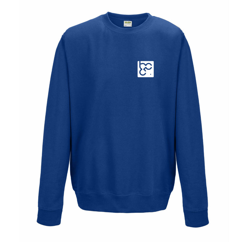 Bootcamp Coach Sweatshirt Men V2 Royal Blue