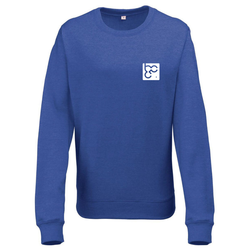 Bootcamp Coach Sweatshirt Woman V2 Royal Blue