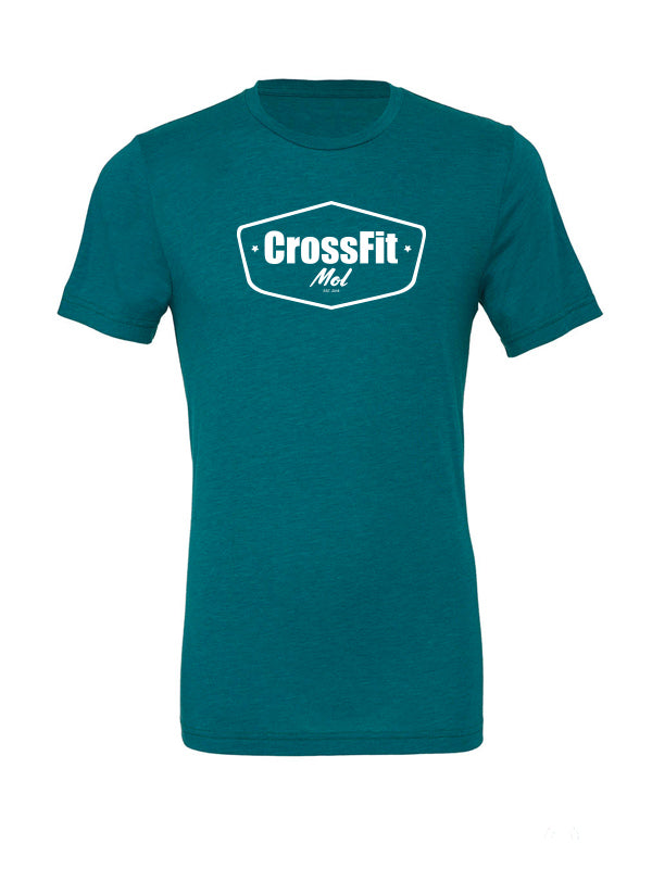 Crossfit Mol T-shirt V.3