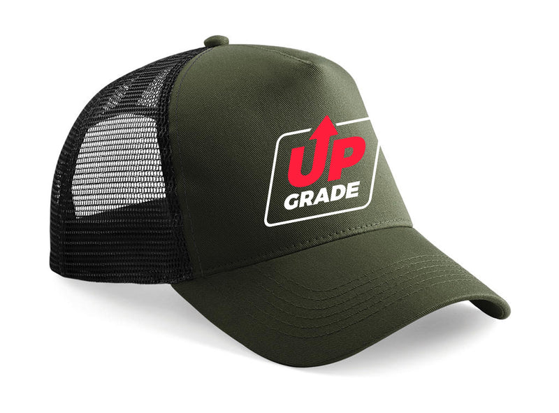Upgrade Snapback Trucker Cap