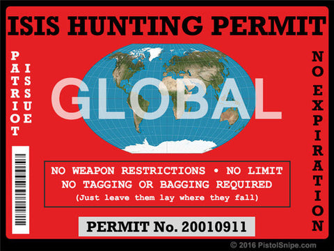 Global Hunting Permit