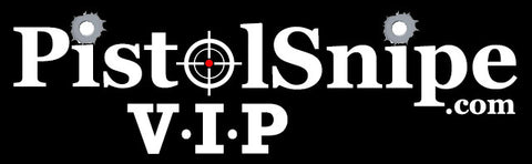 PistolSnipe VIP Club Decal