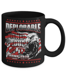 Deplorable and Proud of It Trump 2020 Mug