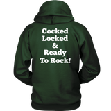 1911 Muzzle Cocked Locked & Ready To Rock Shirt