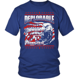 Deplorable And Proud Of It Shirt