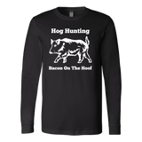 Hog Hunting Bacon On The Hoof Shirt