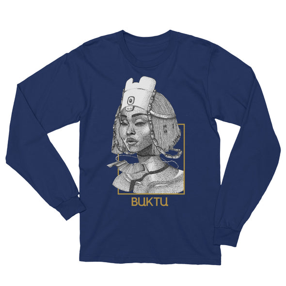 Busu Queen Women's Long-Sleeve tee