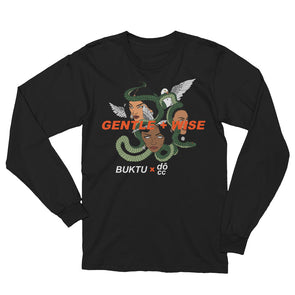 G+W Mens Jersey Long Sleeve T-Shirt