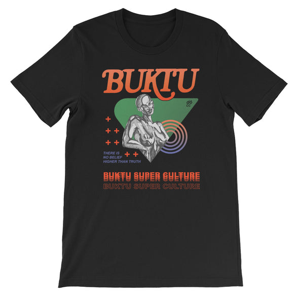 BUKTU VTG Super Culture Mens Jersey T-Shirt