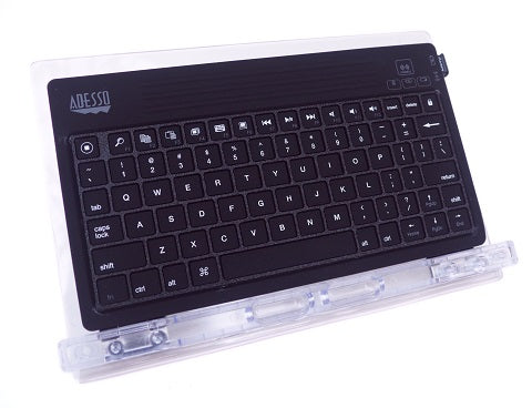 Minikeyboard with stand