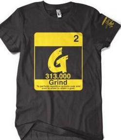 "The Element ""G^2"" Tee"