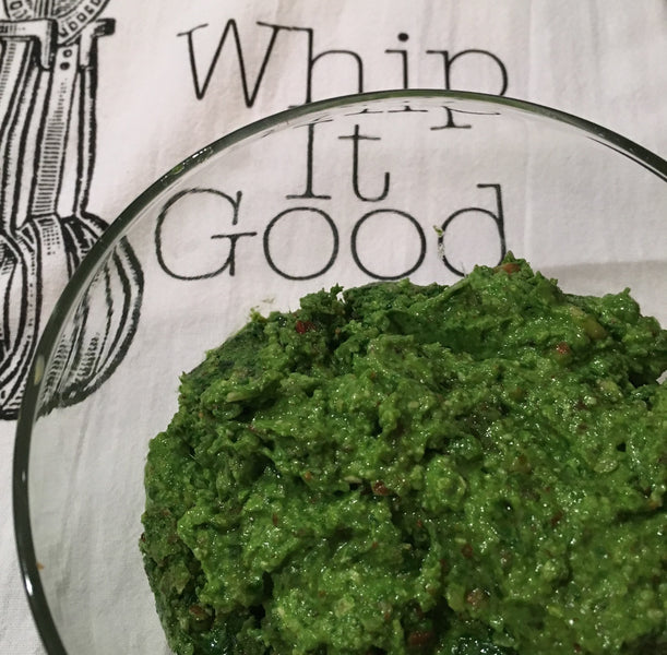 Paleo Powder Pesto