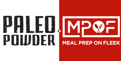 paleo powder partnership announcement