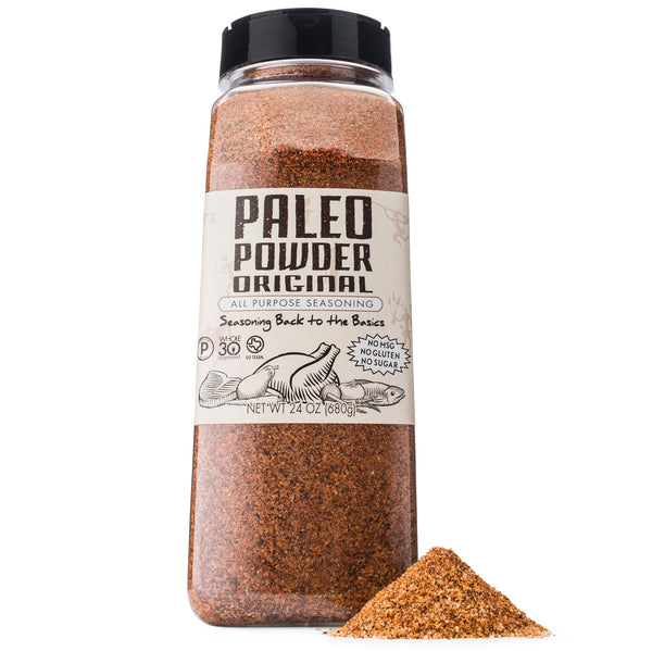 Paleo Powder Original All Purpose Seasoning