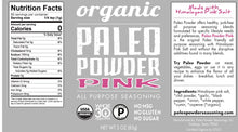 Load image into Gallery viewer, Organic Paleo Powder Pink All Purpose Seasoning