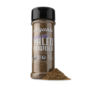 Organic Paleo Powder FODMAP All Purpose Seasoning Blend