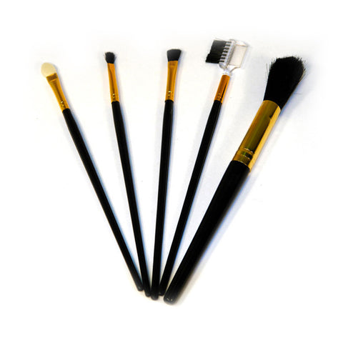 5 Makeup Brush Set