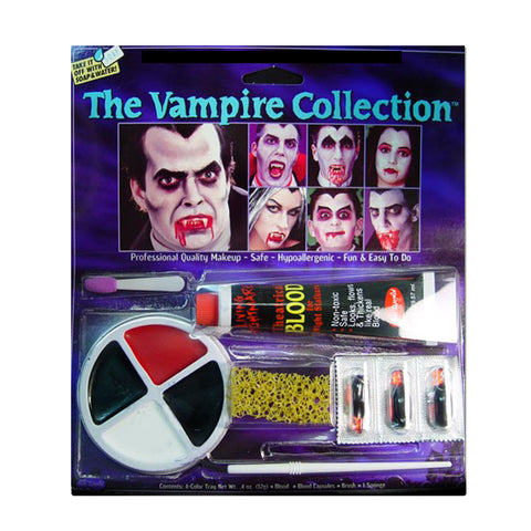 Vampire Collection Makeup Kit