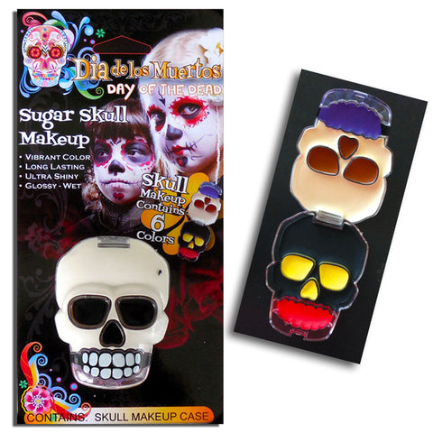 Sugar Skull Makeup Case