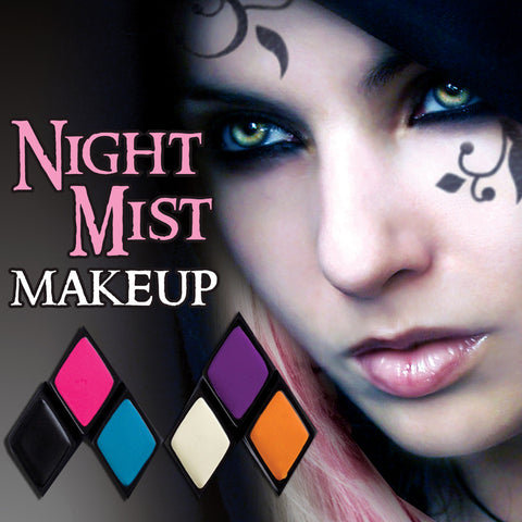 Night Mist Makeup