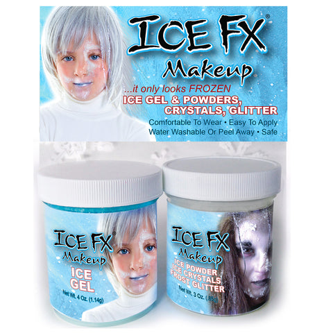 Ice Fx™ Frozen Makeup Kit