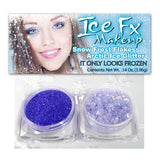 Ice Fx™ Snow Frost Flakes & Arctic Ice Glitter