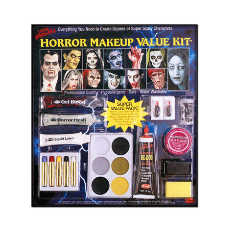 Horror Value Halloween Makeup Kit