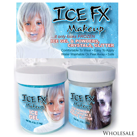 Ice Fx™ Frozen Makeup Kit - 6 Pieces