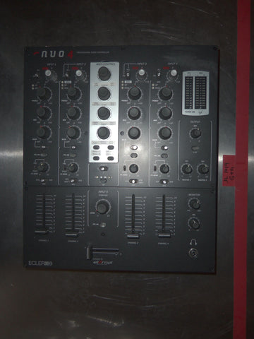 Ecler NUO 4 DJ Mixer 4 Ch with Midi - USED