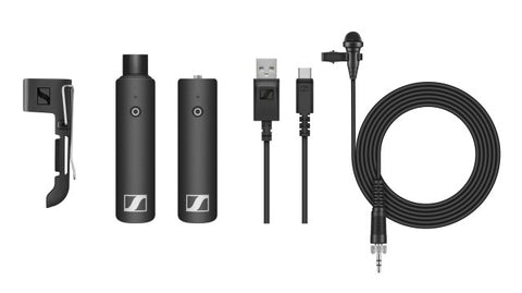 Sennheiser XSW-D Omni Lavalier Set - 2.4GHz Wireless Microphone