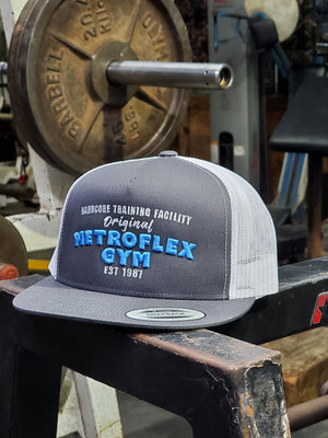 Original Metroflex Gym Snapback Hat