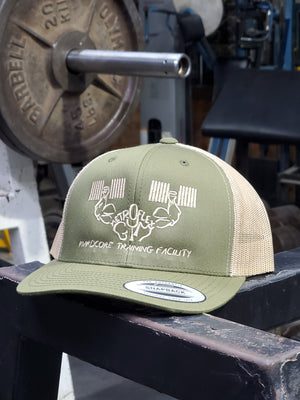 Metroflex Gym Logo Trucker Hat