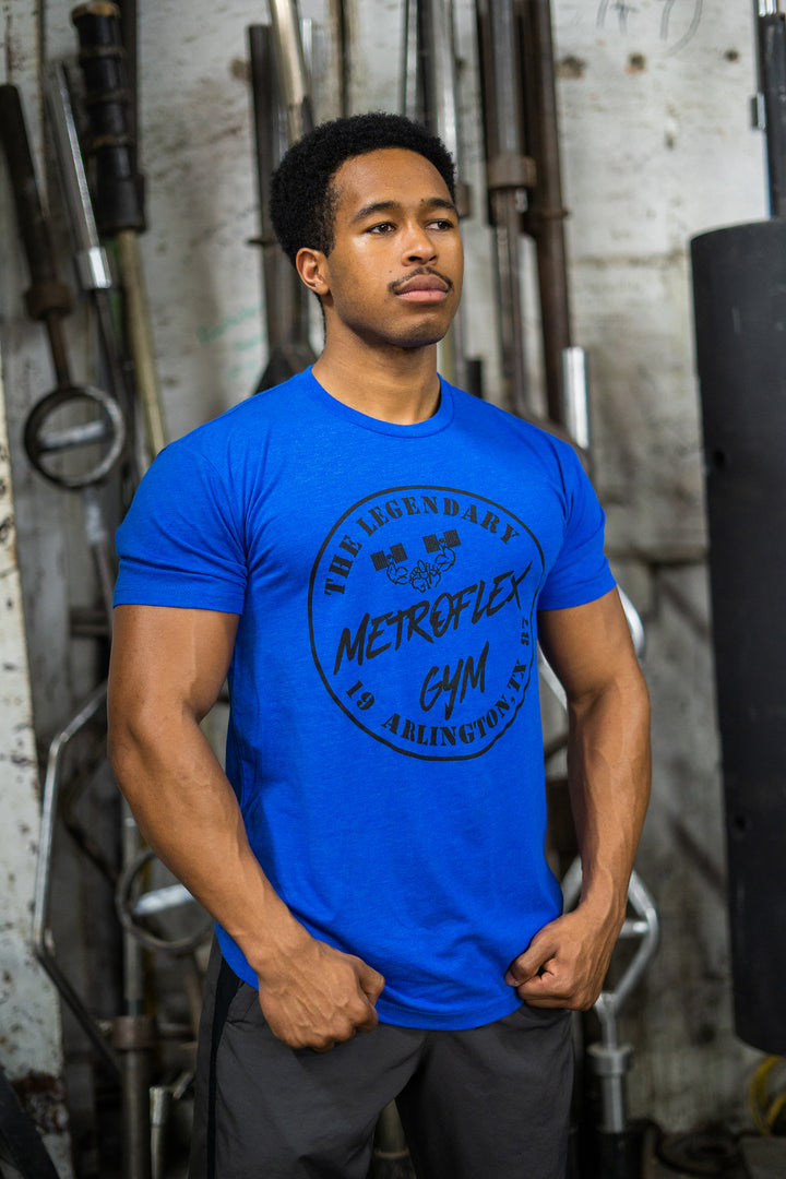 """Legendary"" Metroflex Gym T-Shirt 