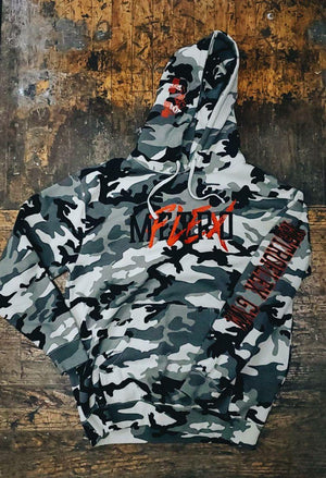 Metroflex Gear Elite Series - Metroflex Gear Elite Camo Hoodie | Snow Camo | Metroflex Gym