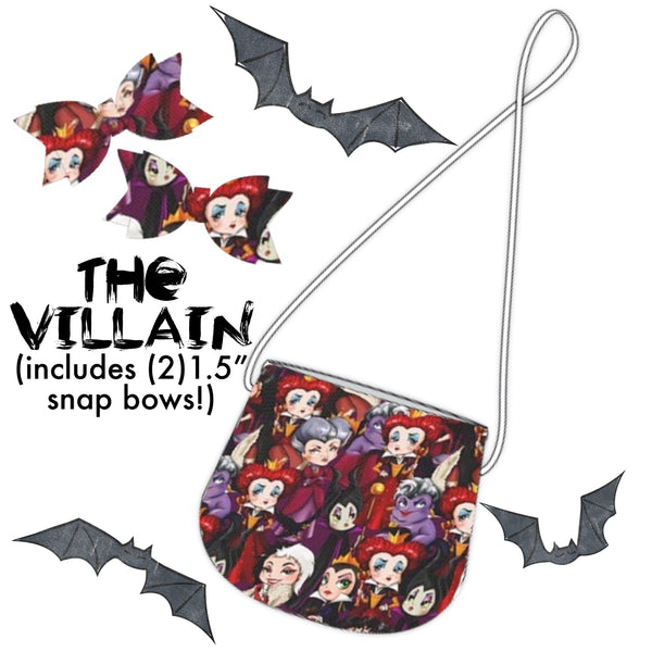 The Villain Totes & Snaps