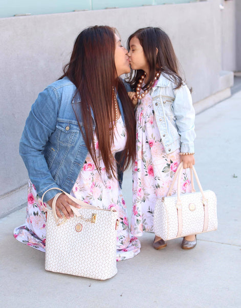 Mommy and Mini Fashionista!