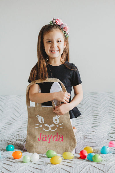 Easter Hunt Tote *PERSONALIZED*