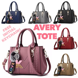 Avery's Tote (TOTE ONLY!)