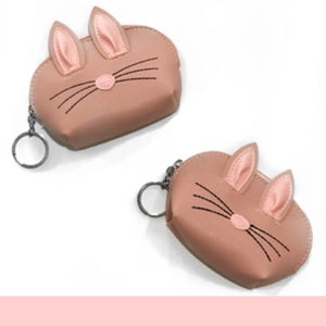 Bunny Coin Pouch
