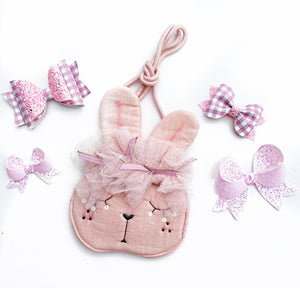 Shabby Chic Bunny (3 Colors)