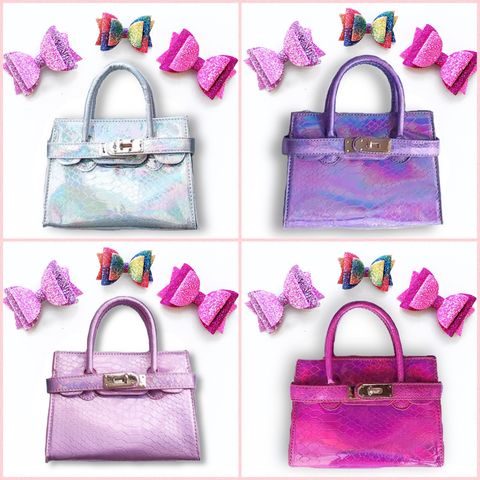 Mermaid Classic Tote (SHIP BY MAY 30)