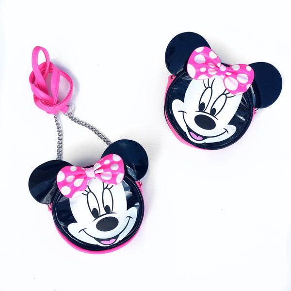 Neon Mini Minnie Tote EXCLUSIVE!