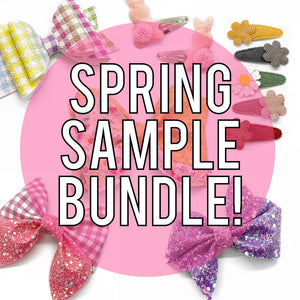 NEW Spring Collection Sample Bundle (5 pc. Set)